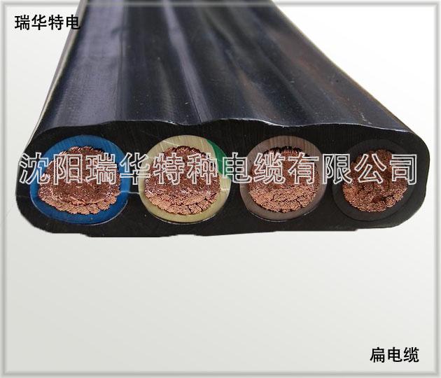 高压扁电缆
